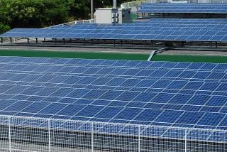 太陽光発電システム設備 288.96kw 日本エコシステム(株)